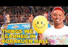10 Things We Learned From NJPW Live In Korakuen Hall