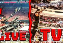 10 Things You'll Notice When Attending WWE Live!