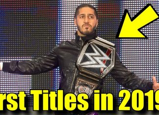 10 WWE Wrestlers That Can Win Their FIRST TITLE in 2019!