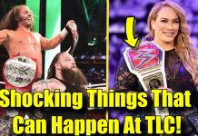 5 SHOCKING Things WWE Can Do At TLC 2018!
