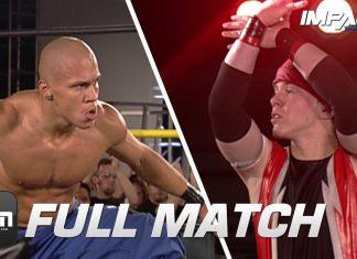 Amazing Red's Debut vs Low Ki: FULL MATCH (NWA-TNA PPV #6) | IMPACT Wrestling Full Matches
