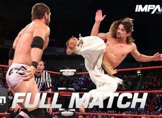 Austin Aries vs Brian Kendrick: X-Division Championship: FULL MATCH (BFG 2011) | IMPACT Full Matches