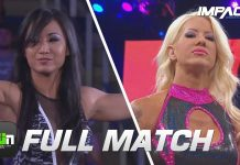 Gail Kim vs Angelina Love: FULL MATCH (Slammiversary 2014) | IMPACT Wrestling Full Matches