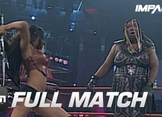 Gail Kim vs Awesome Kong (Knockouts Title): FULL MATCH (Final Resolution 2008) | IMPACT Full Matches