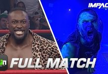 Jeff Hardy vs Monty Brown: FULL MATCH (TNA Genesis 2005) | IMPACT Wrestling Full Matches
