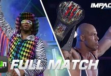 Kurt Angle vs Jay Lethal (X-Division Title): FULL MATCH (No Surrender 2007) | IMPACT Full Matches