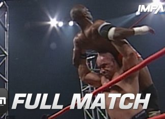LAX vs Triple X (ULTIMATE X): FULL MATCH (TNA Bound for Glory 2007)   IMPACT Wrestling Full Matches