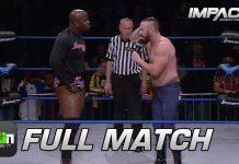 Moose vs Mike Bennett: FULL MATCH (One Night Only: Rivals 2017)   IMPACT Wrestling Full Matches