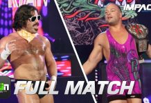 Rob Van Dam vs Joey Ryan (X-Division Title): FULL MATCH (Turning Point 2012) | IMPACT Full Matches