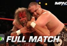 Samoa Joe vs Kevin Nash: FULL MATCH (TNA Sacrifice 2009) | IMPACT Wrestling Full Matches