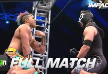The Wolves vs The Revolution vs DJZ & Jessie Godderz: ULTIMATE X | IMPACT Wrestling Full Matches