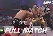 Triple X vs Miyamoto & NOSAWA: FULL MATCH (IMPACT! July 16, 2004) | IMPACT Wrestling Full Matches