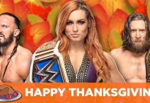 10 Wrestlers We're Most Thankful For In 2018
