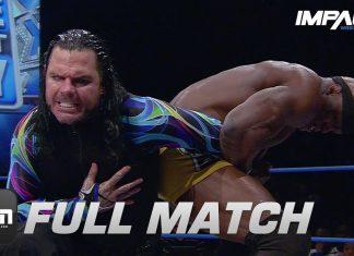Bobby Lashley vs Jeff Hardy: FULL MATCH (ONO: Rivals 2017)   IMPACT Wrestling Full Matches