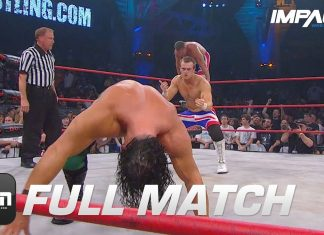 British Invasion vs Beer Money, Inc: FULL MATCH (TNA Sacrifice 2009) | IMPACT Wrestling Full Matches