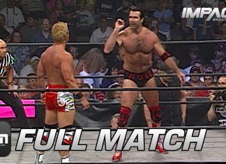 Jeff Jarrett vs Scott Hall: FULL MATCH (NWA-TNA Asylum PPV #2) | IMPACT Wrestling Full Matches