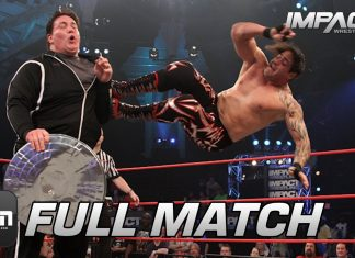 Judas Mesias vs Joseph Park (TNA One Night Only: Hardcore Justice 2) | IMPACT Wrestling Full Matches