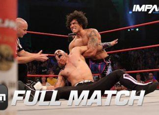 Sonjay Dutt vs Zema Ion: FULL MATCH (TNA No Surrender 2012)   IMPACT Wrestling Full Matches