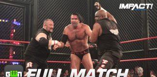 Team 3D vs Kevin Nash & Scott Hall: FULL MATCH (TNA Lockdown 2010) | IMPACT Wrestling Full Matches