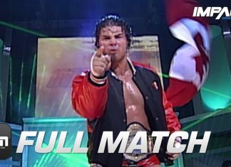 Bobby Roode vs Chris Sabin: FULL MATCH (IMPACT! Jan 7, 2005) | IMPACT Wrestling Full Matches