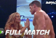 Cody & Brandi Rhodes vs Mike Bennett & Maria Kanellis: FULL MATCH | IMPACT Wrestling Full Matches