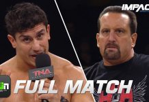 EC3 vs Tommy Dreamer: TABLES MATCH (Hardcore Justice 2014) | IMPACT Wrestling Full Matches