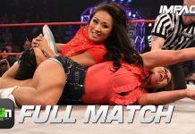 Gail Kim vs Mickie James: FULL MATCH (TNA Final Resolution 2011) | IMPACT Wrestling Full Matches