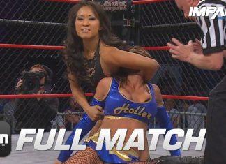 Gail Kim vs Velvet Sky: FULL MATCH (TNA Lockdown 2012) | IMPACT Wrestling Full Matches