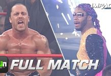 Jay Lethal vs Petey Williams: FULL MATCH (TNA Destination X 2008) | IMPACT Wrestling Full Matches