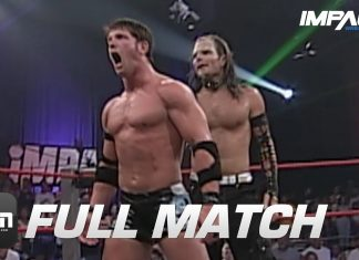 Jeff Hardy & AJ Styles vs Alex Shelley & Abyss: FULL MATCH | IMPACT Wrestling Full Matches