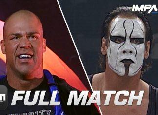 Kurt Angle vs Sting: FULL MATCH (TNA Bound for Glory 2007) | IMPACT Wrestling Full Matches