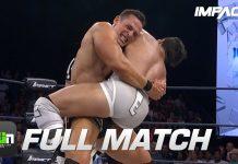 Robbie E vs Jessie Godderz: FULL MATCH (TNA Slammiversary 2015) | IMPACT Wrestling Full Matches