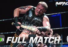 Sami Callihan vs Jimmy Havoc: Barbed Wire Baseball Bat DEATH MATCH | IMPACT Wrestling Full Matches