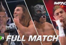 Tigre Uno vs Manik vs DJZ vs Andrew Everett: ULTIMATE X | IMPACT Wrestling Full Matches