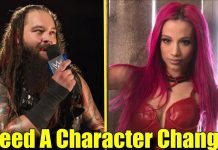 10 WWE Wrestlers That Need A CHARACTER CHANGE RIGHT NOW! (2018)
