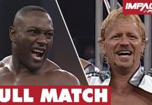 Monty Brown vs Jeff Jarrett: FULL MATCH (TNA Final Resolution 2005) | IMPACT Wrestling Full Matches