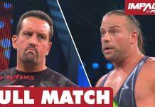Rob Van Dam vs Tommy Dreamer: FULL MATCH (TNA Turning Point 2010) | IMPACT Plus Full Matches