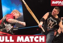 Sami Callihan & oVe vs Eddie Edwards, Moose & Tommy Dreamer (Redemption 2018) | IMPACT Full Matches
