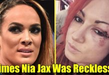 5 Wrestlers That Nia Jax INJURED BY BEING RECKLESS!