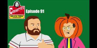 Jim Cornette's Drive Thru - Episode 91
