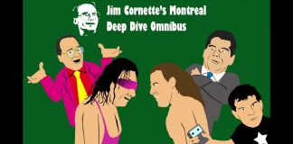Jim Cornette's Montreal Deep Dive Omnibus