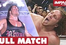 Rhino's DEBUT vs Chris Sabin: FULL MATCH (August 12, 2005) | IMPACT Wrestling Full Matches