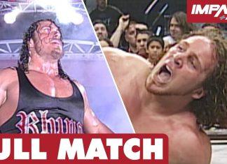 Rhino's DEBUT vs Chris Sabin: FULL MATCH (August 12, 2005) | IMPACT Wrestling Full Matches