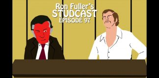 Ron Fuller's Studcast - Episode 97: Beating Former NWA Champ Pat O'Connor