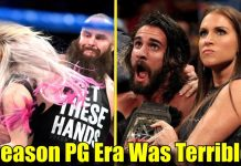 10 Reasons Why The PG ERA Was HORRIBLE For The WWE!