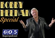 6:05 Superpodcast - Bobby Heenan Special