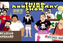 6:05 Superpodcast - Episode 94: Third Anniversary Show