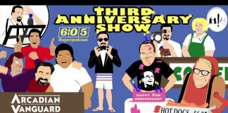 6:05 Superpodcast - Episode 94: Third Anniversary Show