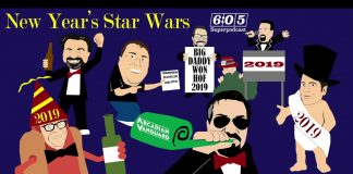 6:05 Superpodcast Holiday Special: New Year's Star Wars 2018