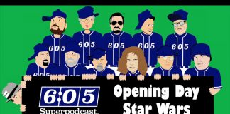 6:05 Superpodcast Holiday Special: Opening Day Star Wars 2019